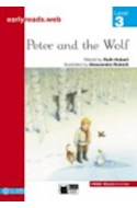 Papel PETER AND THE WOLF (BLACK CAT) (LEVEL 3)