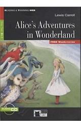 Papel ALICE'S ADVENTURES IN WONDERLAND (COLECCION BLACK CAT) (AUDIO CD)