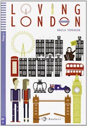 Papel Loving London Teen Readers A2