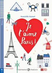 Papel Je T'Aime Paris! (Fle A2)