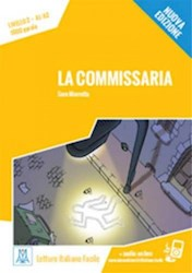 Papel La Commissaria  - Livello A1/A2