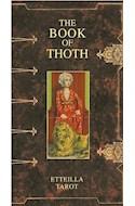 Papel BOOK OF THOTH D'ETTEILLA TAROT (LIBRO + CARTAS) (MAZO)