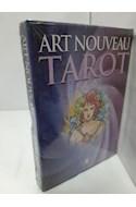 Papel TAROT ART NOUVEAU (CARTAS + LIBRO) (CARTONE)