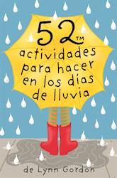 Libro 52 Actividades Para Hacer En Los Dias De Lluvia