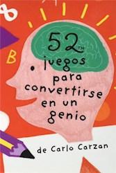 Libro 52 Juegos Para Convertirse En Un Genio