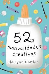 Libro 52 Manualidades Creativas