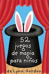 Libro 52 Juegos De Magia Para Niños