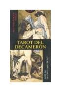 Papel TAROT DEL DECAMERON (SOLO PARA PUBLICO ADULTO) (LIBRO + CARTAS) (MAZO)