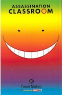 Papel ASSASSINATION CLASSROOM 10