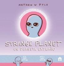Papel STRANGE PLANET