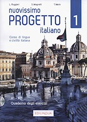 Papel Nuovissimo Progetto Italiano 1 Quaderno Degli Esercizi