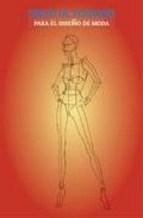Papel Dibujo De Figurines Para El Diseño De Moda