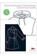 Papel TECHNICAL DRAWING FOR FASHION DESIGN GARMENT SOURCE BOOK 2