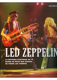 Papel Led Zeppelin , Historia Ilustrada De La Banda