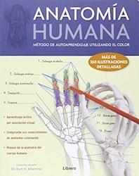 Libro Anatomia Humana: Metodo De Autoaprendizaje Utilizando El Color