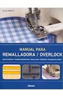 Papel MANUAL PARA REMALLADORA / OVERLOCK