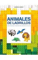Papel ANIMALES DE LADRILLOS