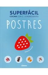 Papel POSTRES SUPERFACIL COCINA CON 2-6 INGREDIENTES