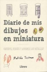 Libro Diario De Mis Dibujos En Miniatura