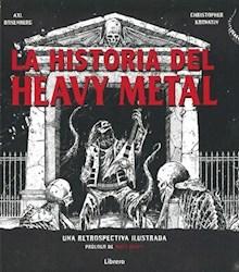 Libro La Historia Del Heavy Metal