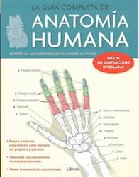 Libro Anatomia Humana Guia Completa