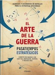 Libro El Arte De La Guerra Pasatiempos Estrategicos