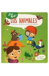 Papel ANIMALES (COLECCION POR QUE) [+ 30 SOLAPAS] [+ 5 AÑOS] (CARTONE)