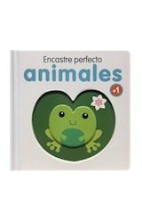 Papel ANIMALES (COLECCION ENCASTRE PERFECTO) [+1 AÑO] (CARTONE)