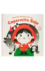 Papel CAPERUCITA ROJA (COLECCION CUENTOS CLASICOS POP UP) [+3 AÑOS] [ILUSTRADO] (CARTONE)