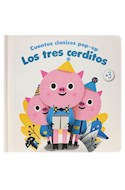 Papel TRES CERDITOS (COLECCION CUENTOS CLASICOS POP UP) [+3 AÑOS] [ILUSTRADO] (CARTONE)