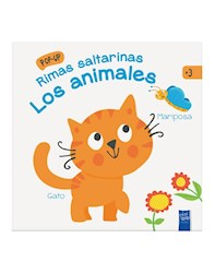 Libro Rimas Saltarinas : Los Animales