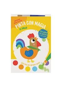 Papel Pinta Con Magia - El Gallo