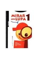 Papel MIRAR CON LUPA 1 ESTRADA EGB [LENGUA MATEMATICA SOC.NAT