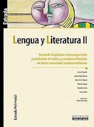 Papel Lengua Y Literatura Ii Estrada