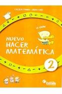 Papel NUEVO HACER MATEMATICA 2 ESTRADA