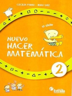 Papel Nuevo Hacer Matematica 2. Primer Ciclo