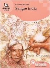Papel Sangre India Azulejos N 40 Naranja