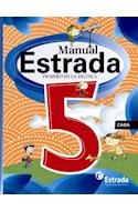 Papel MANUAL ESTRADA 5 CIUDAD DE BUENOS AIRES PRIMERO EN LA ESCUELA (NOVEDAD 2013)