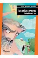 Papel MITOS GRIEGOS CONTADOS PARA VOS (COLECCION AZULEJOS 48)