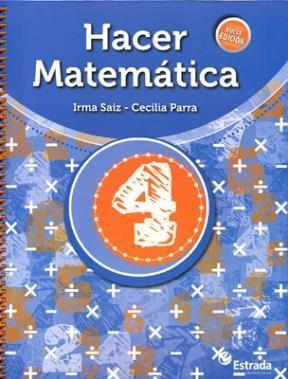 Papel Hacer Matematica  4 (Ed 2014)