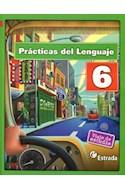 Papel PRACTICAS DEL LENGUAJE 6 ESTRADA VIAJE DE ESTUDIO (CON FICHA) (NOVEDAD 2014)