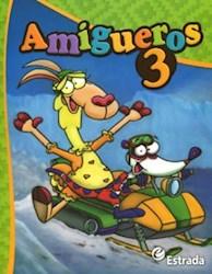 Libro Amigueros 3 + Cuadernillo