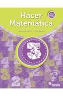 Papel HACER MATEMATICA 3 ESTRADA (NOVEDAD 2014)