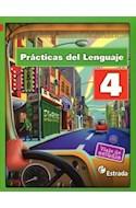 Papel PRACTICAS DEL LENGUAJE 4 ESTRADA VIAJE DE ESTUDIO (CON FICHA) (NOVEDAD 2014)