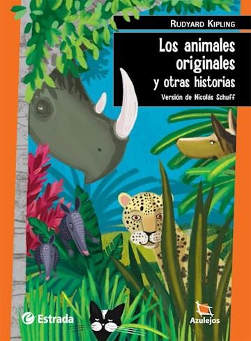 Papel Los Animales Originales Y Otras Historias