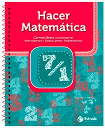 Papel Hacer Matematica 7/1