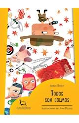 Papel TODOS SON COLMOS (COLECCION AZULEJITOS 5) (RUSTICA)