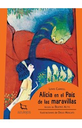 Papel ALICIA EN EL PAIS DE LAS MARAVILLAS (VERSION BEATRIZ ACTIS) (COLECCION AZULEJOS 59)