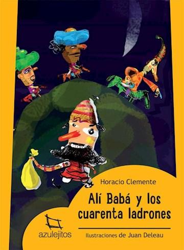 Papel Alí Babá Y Los Cuarenta Ladrones