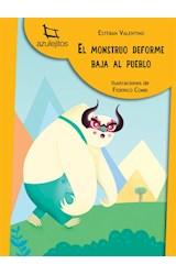 Papel MONSTRUO DEFORME BAJA AL PUEBLO (COLECCION AZULEJITOS)